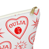 Ouija Accessory Pouch w T-bottom-Grave Dirt Clothing