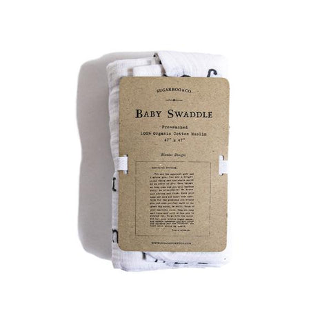Beautiful Darling Baby Swaddle