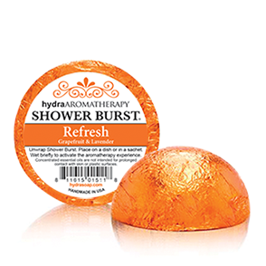 Refresh Shower Burst - Set of 3