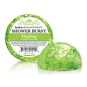 Healing Shower Burst -  Set of 3
