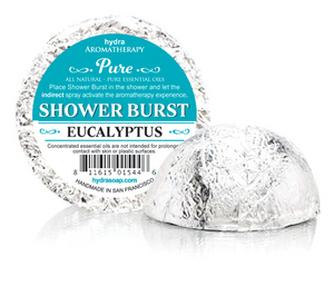Eucalyptus Shower Burst - Set of 3
