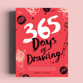 365 Days of Drawing Book