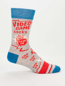 Men's Video Game Sock
