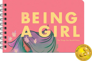 Being a Girl - The Things You Should Know Book