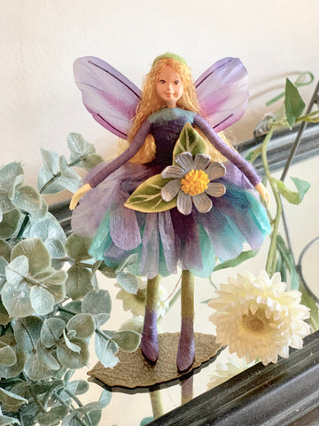 Aster Fairy Doll