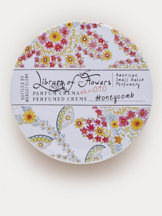 Honey Comb Perfumed Creme