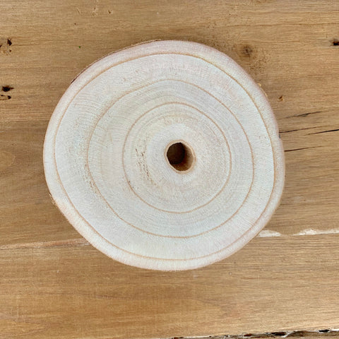 Small Wood Slice