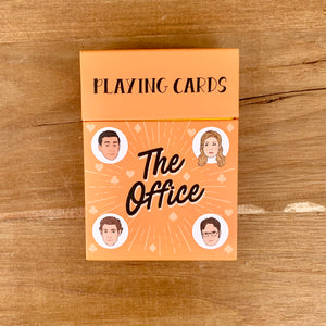 THE OFFICE Playing Card Deck