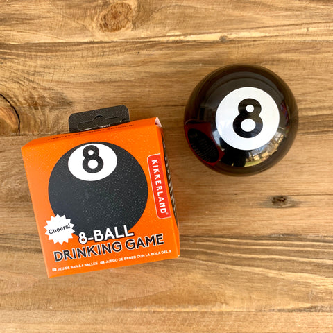 8-Ball Drinking Game