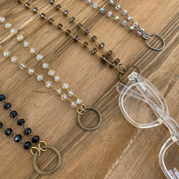 Handmade Eyeglass Chains