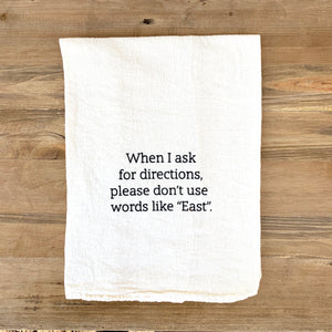 Laugh-Out-Loud Tea Towels