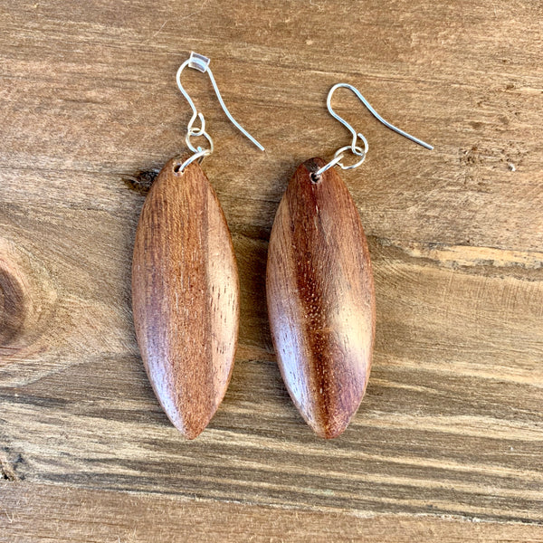 Kali Wooden Earrings