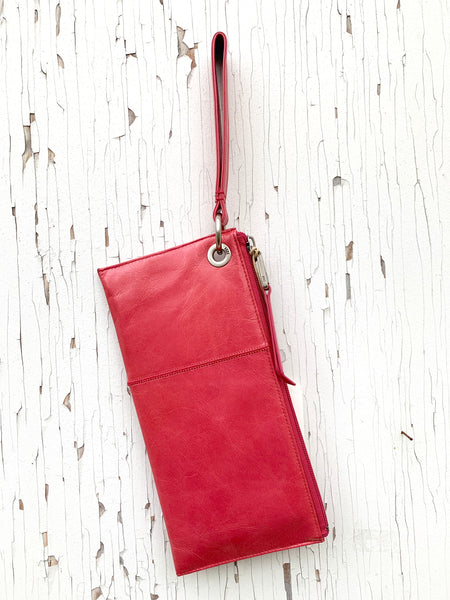 HOBO Vida Leather Wallet