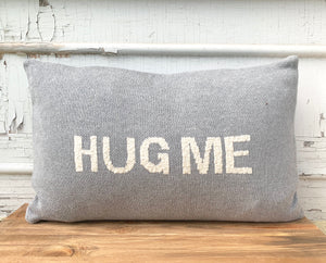 Hug Me Cotton Pillow