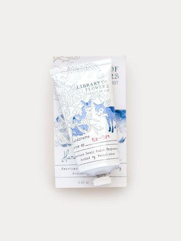 Forget Me Not Hand Creme