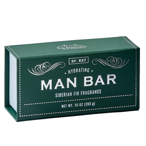 Siberian Fir Man Bar Soap