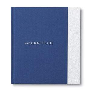 With Gratitude Book