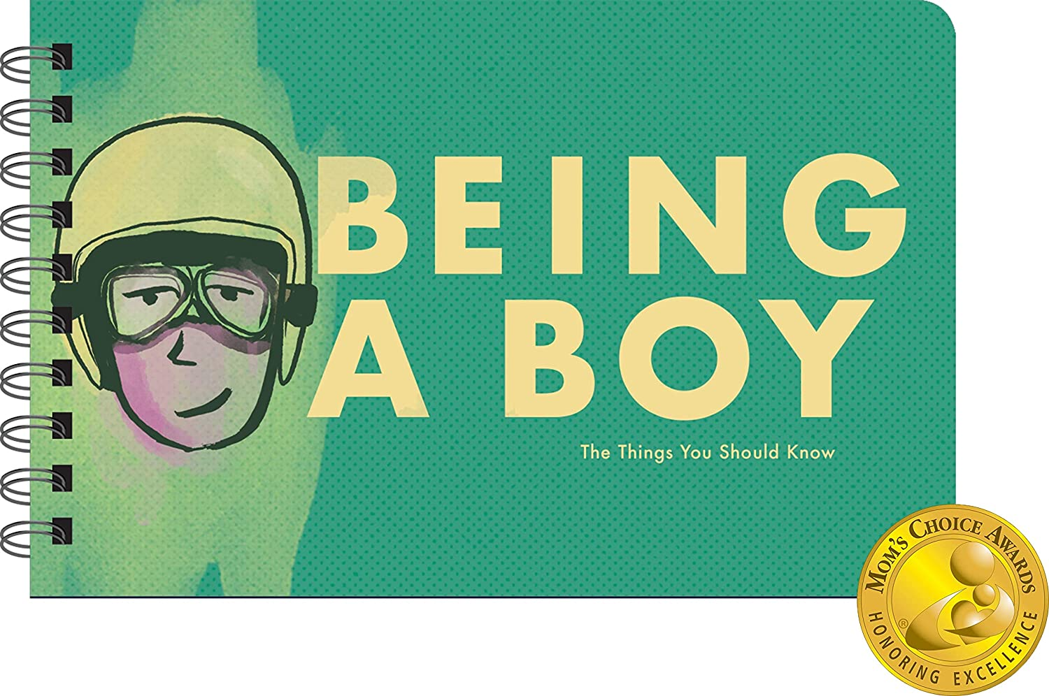 Being a Boy - The Things You Should Know Book
