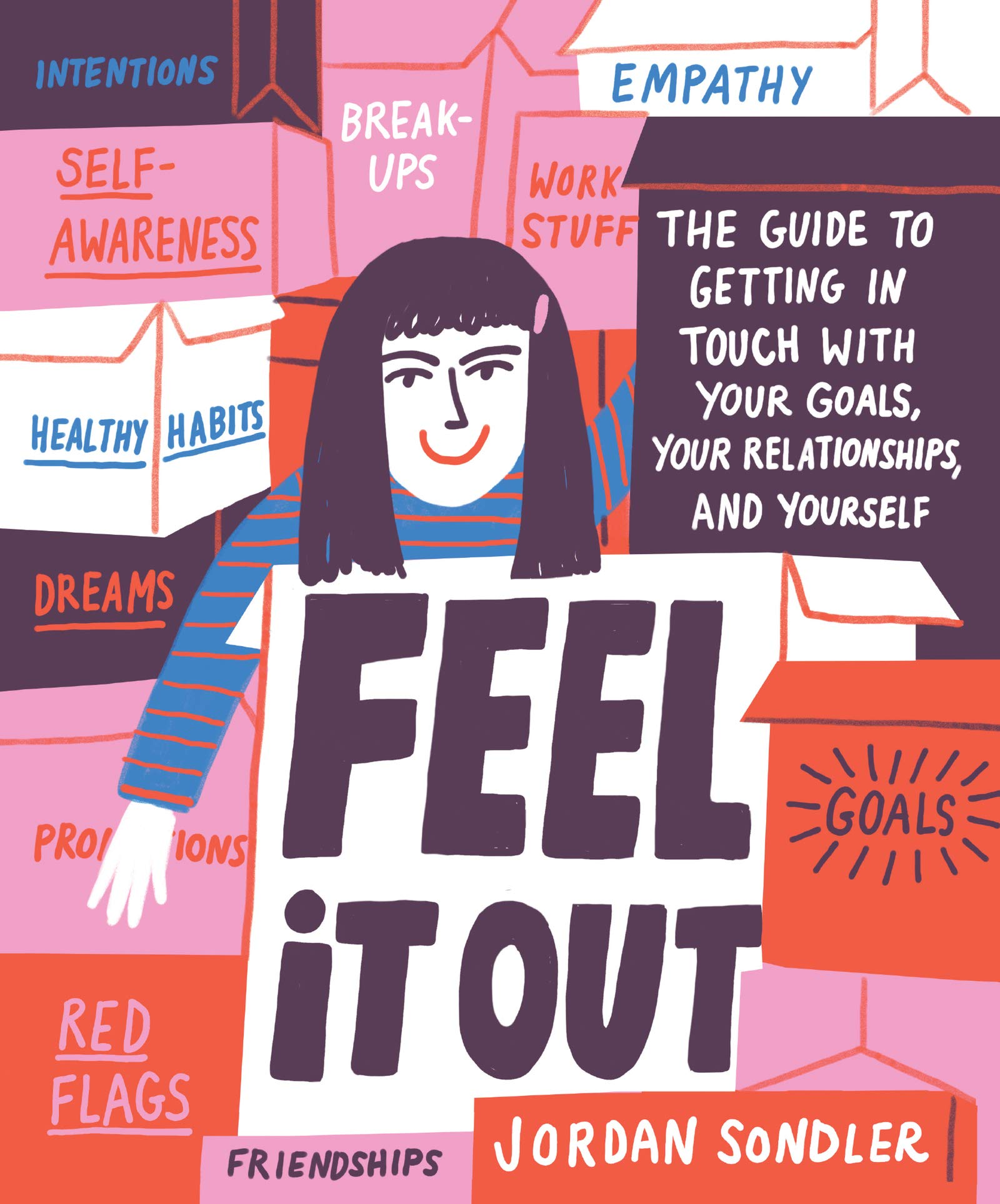 Feel It Out Book