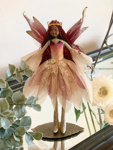 Butterfly Fairy Doll
