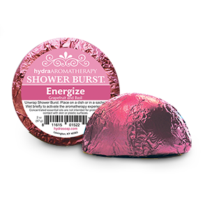 Energize Shower Burst - Set of 3