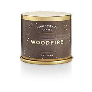 Woodfire Demi Vanity Tin