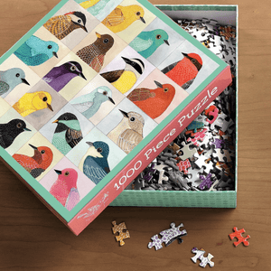 AVIAN FRIENDS 1000 PIECE JIGSAW PUZZLE