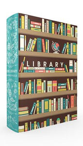 Home Library Book Box 1,000 Piece Puzzle