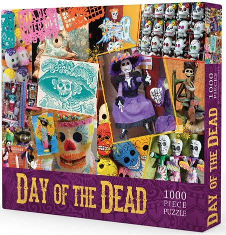 Day of the Dead Puzzle 1000 Pieces