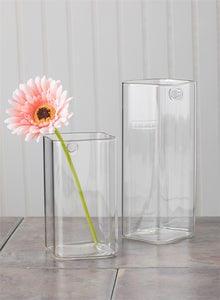 Glass Hanging Wall Vase SET