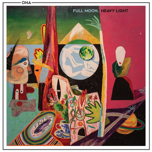 Full Moon, Heavy Light CD