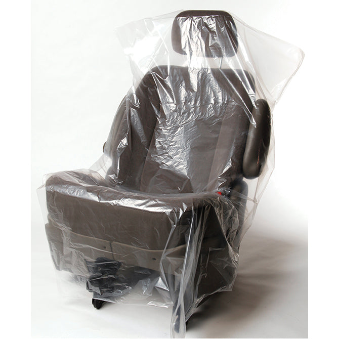 Seat Covers - Slip & Grip Standard (9943-15) - Roll of 500 - Independent Dealer Services