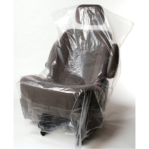 Seat Covers - Slip & Grip M/C (9943-61) - 2 Rolls of 500 - Independent Dealer Services