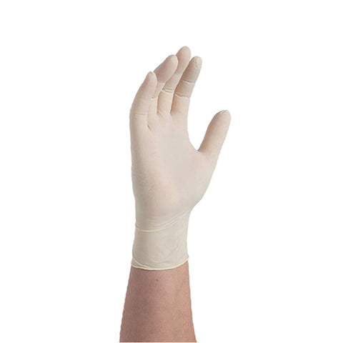 Latex Gloves - Box of 100 - Independent Dealer Services