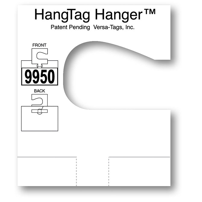 Hangtag Hanger Adapter Qty. 100 - Independent Dealer Services
