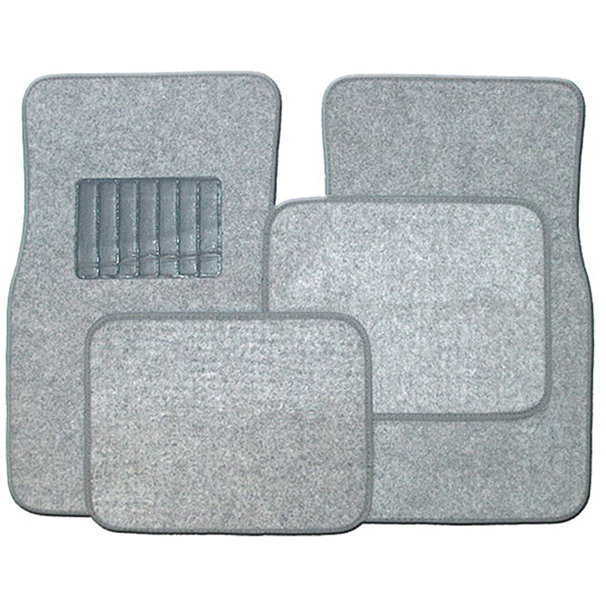 Carpet Floor Mat 4-piece Set - Qty. 1 - Independent Dealer Services