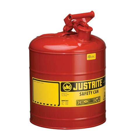 Safety Container - 5 Gallon - Type 1- Qty. 1 - Independent Dealer Services