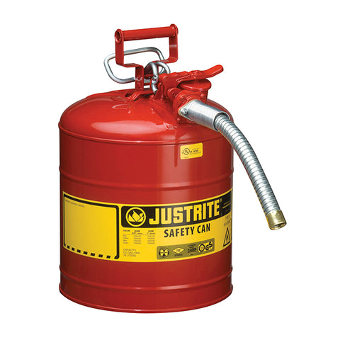 Safety Containers - 5 Gallon - Type 2- AccuFlow Manifold - Qty. 1 - Independent Dealer Services