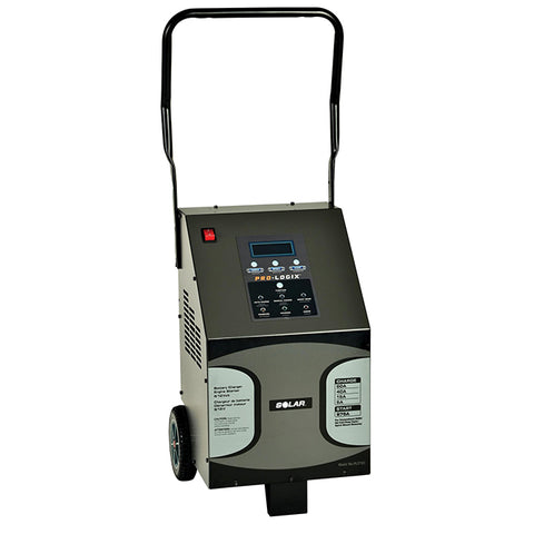 Intelligent Wheeled Charger w/Engine Start - PL3730 -  Qty. 1 - Independent Dealer Services