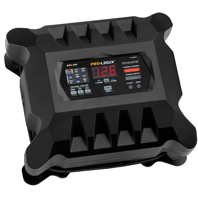 Intelligent Battery Charger/Maintainer w/Engine Start - PL2520 -  Qty. 1 - Independent Dealer Services