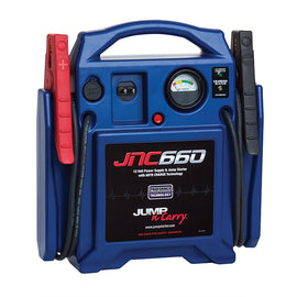 1700 Peak AMP 12 Volt Jump Starter - JNC660 - Qty. 1 - Independent Dealer Services