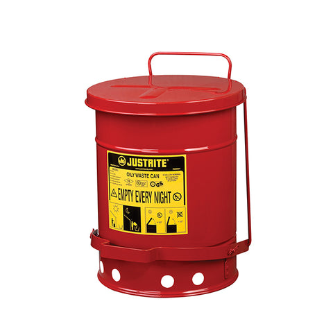 Oily Waste Can - 6 Gallon - Qty. 1 - Independent Dealer Services