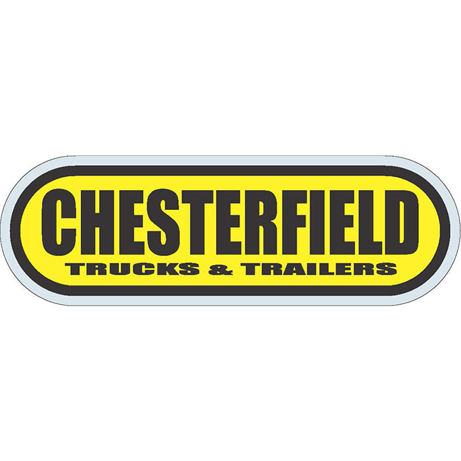 Domed Auto Stickers - Clear- Custom - Style L - Qty. 1. - Independent Dealer Services