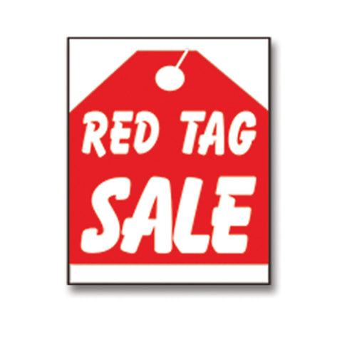 Underhood Sign - RED TAG SALE - Qty. 1 - Independent Dealer Services