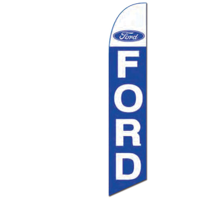 Swooper Banner - FORD - Qty. 1 - Independent Dealer Services