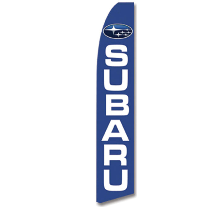 Swooper Banner - SUBARU - Qty. 1 - Independent Dealer Services