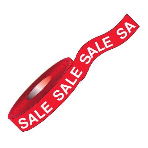"Super Sized Sale Tape 2-7/8"" X 1200' -  Qty. 1 - Independent Dealer Services"