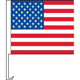 Standard Clip-On Flag - US - Qty. 1 - Independent Dealer Services