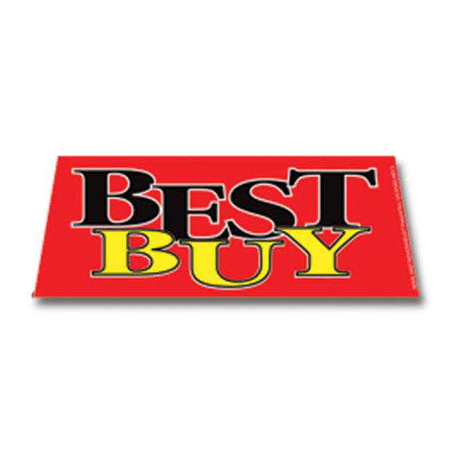 Windshield Banner - Best Buy - Qty. 1 - Independent Dealer Services