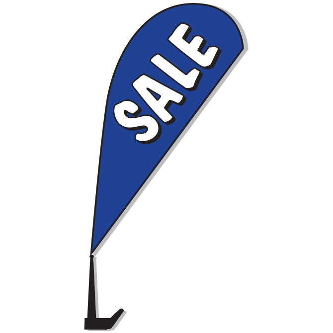 Clip on Paddle Flag - Qty. 1 - Independent Dealer Services